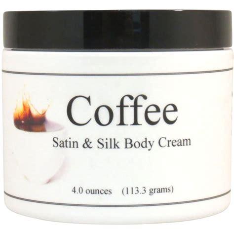 Ogx scrb/wash coconut coffee.ogx coconut coffee body scrub & wash Coffee Satin and Silk Cream, Body Cream, Body Lotion, 2 oz ...