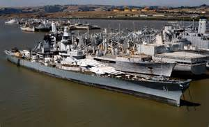 Us Navy Ship Mothball Fleet