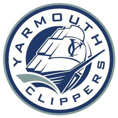 Get the latest scores and highlights for athletics at yarmouth high school, yarmouth maine, home of the clippers. Yarmouth Clippers - Yarmouth, Maine   MascotDB.com