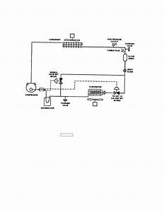 Refrigeration  Schematic Diagram Refrigeration System
