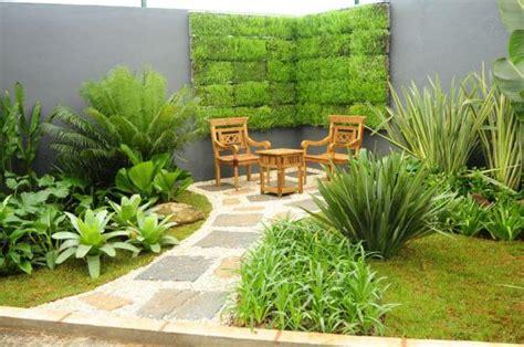 garden design ideas  pebbles