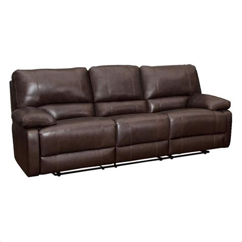 coaster leather sectional sofa coaster geri transitional reclining motion sofa in leather