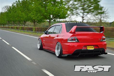 FC #383 – JDM Mitsubishi Evo IX MR   Fast Car
