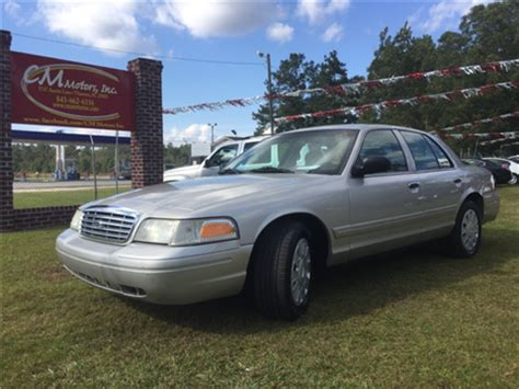C M Motors Inc   Used Cars   FLORENCE SC Dealer