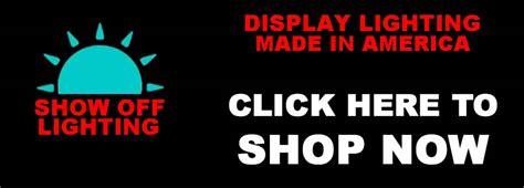 illumination light show coupon craft show booth lighting portable led display light