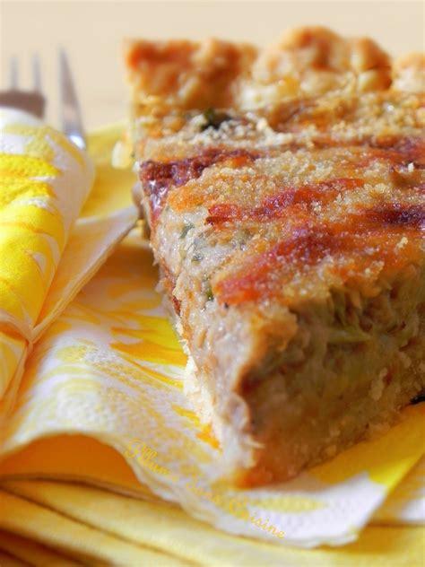 plume cuisine tarte au thon antillaise une plume dans la cuisine