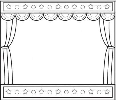 dessin rideau de theatre redaction la classe de myli breizh