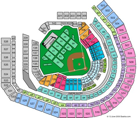 york mets opening day  citi field seating chart