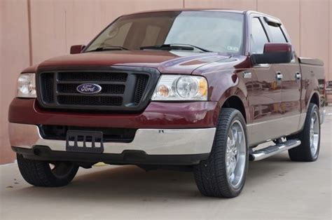 05 Ford F150 by 05 Ford F150 Xlt Crew Cab 2 Owners Clean Tx Truck 22