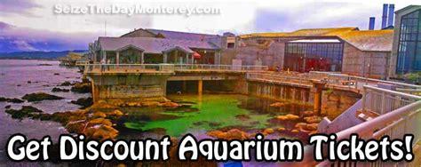 monterey bay aquarium discount tickets aquarium coupons aaa