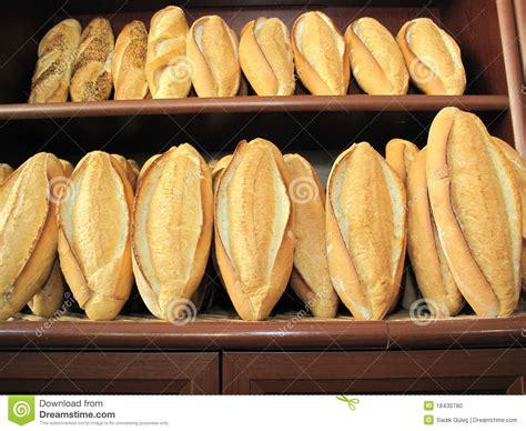 turkish bread stock photo image
