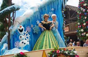 Frozen Disney World Orlando