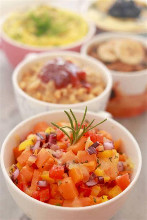 top  microwave mug breakfasts sweet savory recipes