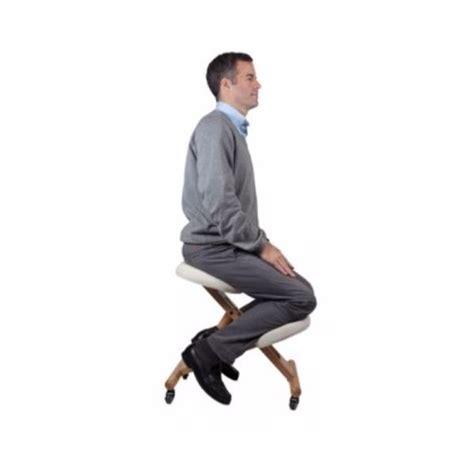 chaise ergonomique mal de dos siège ergonomique pour le dos siège assis genoux