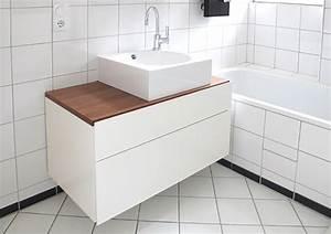 Waschtisch Hängend Mit Unterschrank : waschtisch unterschrank wei lackiert ~ Bigdaddyawards.com Haus und Dekorationen