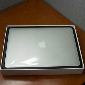 2012 MacBook Pro 13-inch with retina Display Unboxing ...