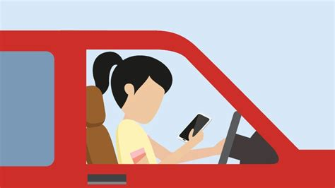 distracted driving statistics facts   updated