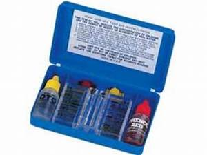 Hth Test Chart Jed Pool Tools 00 481 Hth Pool And Spa Test Kit Pool Spa