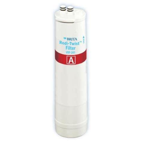 Brita Sink Water Filter by Brita Redi Twist Sink Replacement Filter