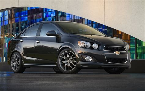chevrolet sonic overview cargurus