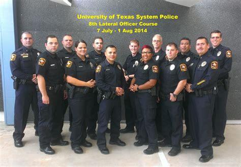 police academy university  texas system