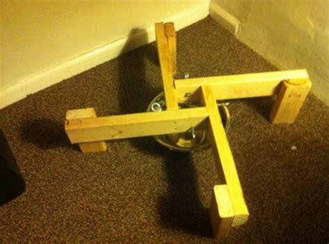christmas tree support base 25 great diy christmas tree stands and bases shelterness