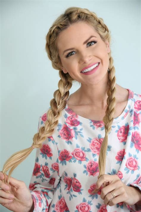 single braids hairstyles  summer trend