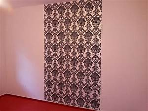 Tapete Barock Schwarz : tapete im barock rokoko stil goo ~ Yasmunasinghe.com Haus und Dekorationen