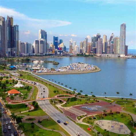 panama city view   area     avenida