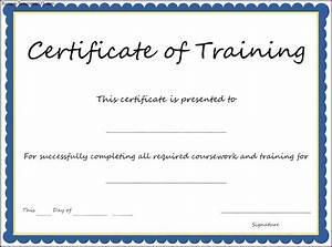 certificate of attendance seminar template - template course attendance certificate template