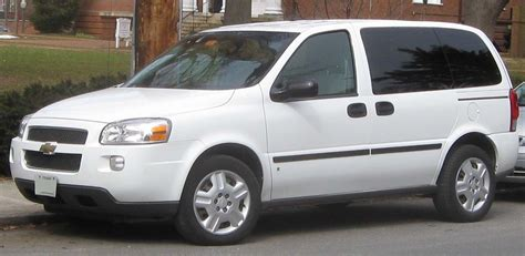 2005 Chevrolet Uplander  Information And Photos Zombiedrive