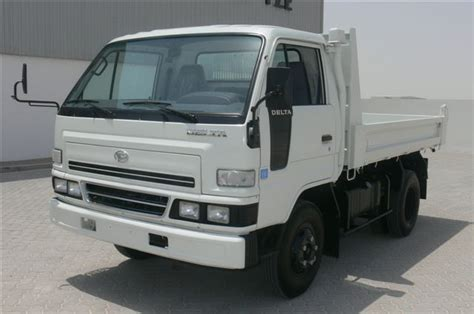 Daihatsu Trucks by Review 1999 Daihatsu Delta Tipper Truck