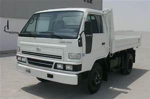 Review  1999 Daihatsu Delta Tipper Truck