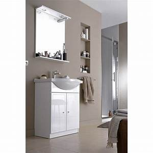 Armoire Salle De Bain Leroy Merlin : eclairage meuble salle de bain leroy merlin ~ Melissatoandfro.com Idées de Décoration