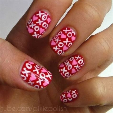valentines nail designs s day nail design ideas