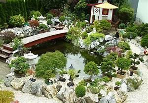 Garten Mit Teich : gestalten eines teiches beleuchtung led und bewegung ~ Buech-reservation.com Haus und Dekorationen