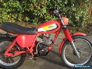 Honda Xl 125 : 1979 honda xl 125 for sale in united kingdom ~ Medecine-chirurgie-esthetiques.com Avis de Voitures