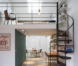 Faire Une Mezzanine : comment transformer des combles perdus en mezzanine ~ Melissatoandfro.com Idées de Décoration