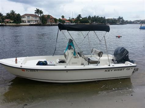 Key West Express Boat Specs by 2013 Key West 1720cc Powerboat For Sale In Florida