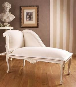 Barock Stil Möbel : shabby chic sofa canap edle recaimiere barock stil in m bel wohnen m bel sofas sessel ~ Markanthonyermac.com Haus und Dekorationen