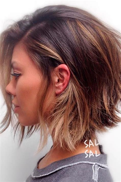 short layered hairstyles  women short layered
