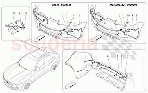 Maserati Levante  2017   Parking Sensors Parts