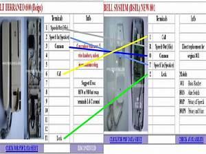 Circuit Diagram Of Video Door Phone
