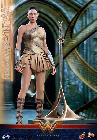 Wonder Woman Armor Toys Training Version Scale