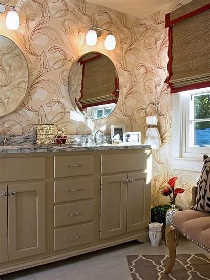 Bathroom Hgtv Beige Transitional Colors Bold Neutral