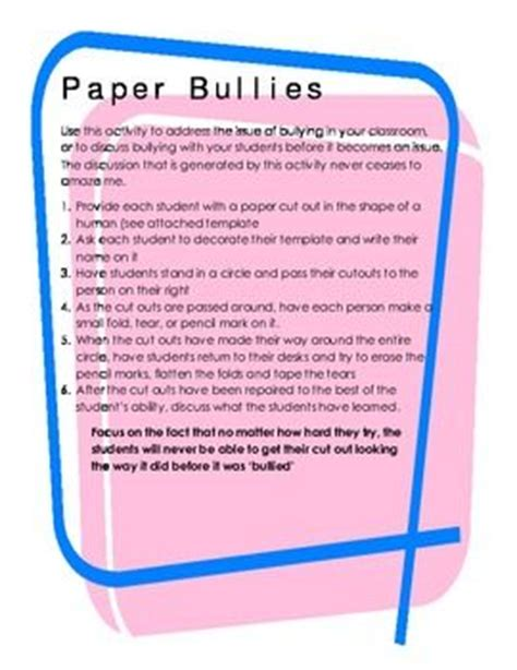 24 best anti bullying images on anti bullying