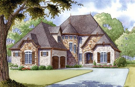 french country house plan family home plans blog