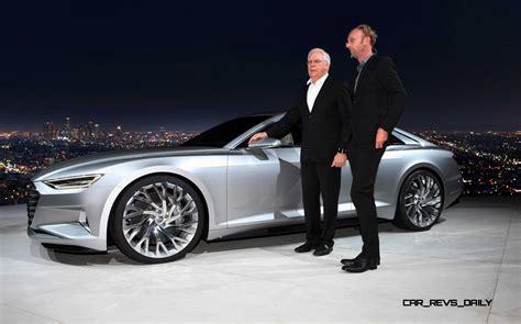 2018 Audi Prologue Concept World Debut And Design Analysis