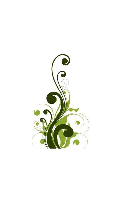 Flourish Floral Clipart Flora Clip Filigree Abstract