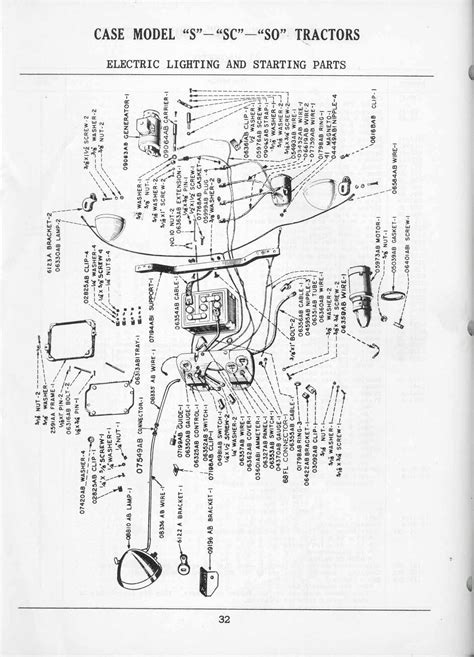 ford 4600 tractor wiring diagram ford get free image